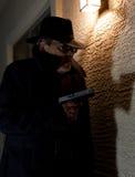 Ιδιωτικός αστυνομικός αστυνομίας Στοκ Φωτογραφίες