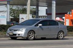 Ιδιωτικό αυτοκίνητο, Honda Civic Στοκ φωτογραφία με δικαίωμα ελεύθερης χρήσης