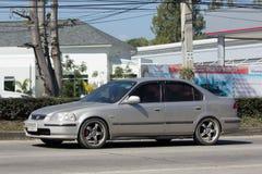 Ιδιωτικό αυτοκίνητο, Honda Civic Στοκ Εικόνες