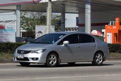 Ιδιωτικό αυτοκίνητο, Honda Civic Στοκ Φωτογραφίες