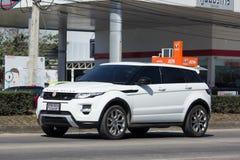 Ιδιωτικό αυτοκίνητο Range Rover Στοκ Εικόνες