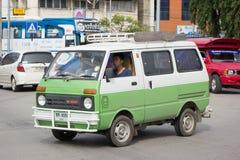 Ιδιωτικό Daihatsu παλαιό Van Car Στοκ Εικόνα