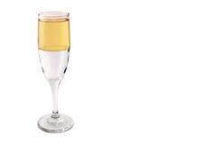 ι κρασί αισιοδοξίας Στοκ εικόνες με δικαίωμα ελεύθερης χρήσης