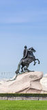 ι μνημείο Peter Στοκ Φωτογραφία