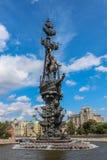 ι μνημείο Peter Στοκ Φωτογραφίες