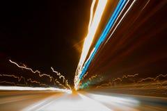 Ι ` μ στο δρόμο Στοκ Φωτογραφίες
