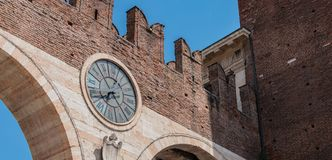 Ι στηθόδεσμος della Portoni στοκ φωτογραφίες με δικαίωμα ελεύθερης χρήσης