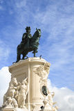 ι jos άγαλμα βασιλιάδων Στοκ εικόνα με δικαίωμα ελεύθερης χρήσης