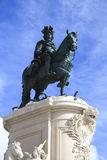 ι jos άγαλμα βασιλιάδων Στοκ Φωτογραφίες