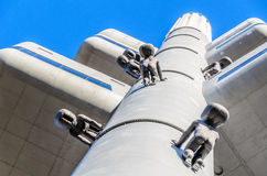 ι kov πύργος Στοκ εικόνα με δικαίωμα ελεύθερης χρήσης