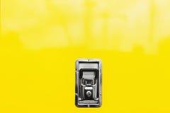 Κάγκελα, μηχανή, τρακτέρ, εκσκαφέας ή φορτηγό προστασίας θερμαντικών σωμάτων Στοκ εικόνα με δικαίωμα ελεύθερης χρήσης