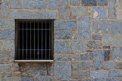 Κάγκελα παραθύρων Στοκ εικόνα με δικαίωμα ελεύθερης χρήσης