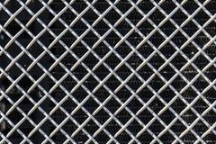 Κάγκελα από ένα ημι ρυμουλκό τρακτέρ ή μεγάλο φορτηγό εγκαταστάσεων γεώτρησης για την εικόνα ΙΙ υποβάθρου Στοκ Εικόνα