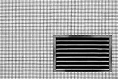 Κάγκελα εξαερισμού Στοκ Εικόνες