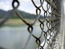 Κάγκελα φραγμάτων Dan Tha Στοκ φωτογραφία με δικαίωμα ελεύθερης χρήσης