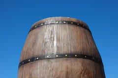 κάδος ξύλινος Στοκ φωτογραφίες με δικαίωμα ελεύθερης χρήσης
