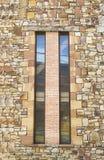 Κάθετα παράθυρα Στοκ Φωτογραφίες
