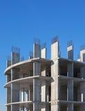κάθετη όψη κατασκευής Στοκ εικόνα με δικαίωμα ελεύθερης χρήσης