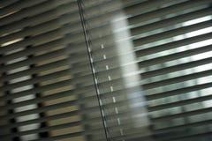 Τυφλοί γραφείων Στοκ Εικόνα