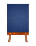 Κάθετος πίνακας κιμωλίας Στοκ Εικόνες