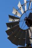 Κάθετο κεφάλι ανεμόμυλων Στοκ εικόνα με δικαίωμα ελεύθερης χρήσης