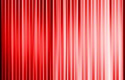 Κάθετο κόκκινο υπόβαθρο κουρτινών θαμπάδων κινήσεων Στοκ Εικόνες