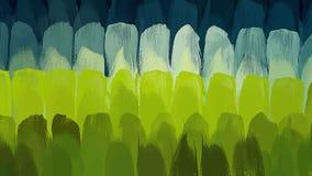 Κάθετο πράσινο και μπλε υπόβαθρο κτυπημάτων βουρτσών Αμερικανός διακοσμεί διανυσματική έκδοση συμβόλων σχεδίου την πατριωτική καθ Στοκ εικόνες με δικαίωμα ελεύθερης χρήσης