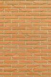 Κάθετο υπόβαθρο Brickwall Στοκ εικόνα με δικαίωμα ελεύθερης χρήσης