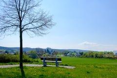 Κάθισμα για την καλή άποψη Στοκ Φωτογραφίες