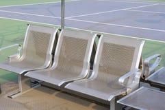 Κάθισμα μετάλλων Στοκ Φωτογραφία