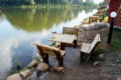 Κάθισμα μπαμπού Στοκ εικόνες με δικαίωμα ελεύθερης χρήσης