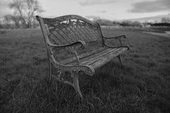 Κάθισμα πάγκων Στοκ Φωτογραφίες