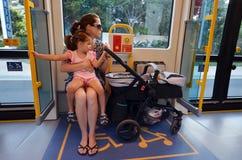 Κάθισμα δυνατότητας πρόσβασης Στοκ φωτογραφία με δικαίωμα ελεύθερης χρήσης
