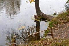 Κάθοδος στον ποταμό στοκ φωτογραφία με δικαίωμα ελεύθερης χρήσης