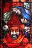 Κάθοδος του ιερού πνεύματος στοκ φωτογραφίες