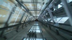 Κάθοδος άξονων ανελκυστήρων φιλμ μικρού μήκους