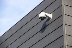 Κάμερα ασφαλείας Στοκ φωτογραφία με δικαίωμα ελεύθερης χρήσης