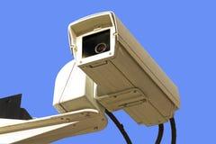 Κάμερα ασφαλείας Στοκ εικόνα με δικαίωμα ελεύθερης χρήσης