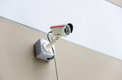 Κάμερα ασφαλείας, CCTV Στοκ εικόνες με δικαίωμα ελεύθερης χρήσης
