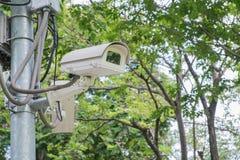 Κάμερα για την ασφάλεια Στοκ Εικόνες