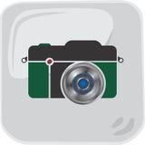 Κάμερα διεπαφών MEDIA Στοκ Φωτογραφία