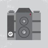 Κάμερα διεπαφών MEDIA απεικόνιση αποθεμάτων