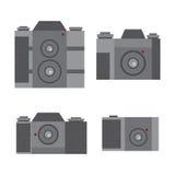 Κάμερα διεπαφών MEDIA ελεύθερη απεικόνιση δικαιώματος