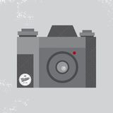 Κάμερα διεπαφών MEDIA Στοκ εικόνες με δικαίωμα ελεύθερης χρήσης