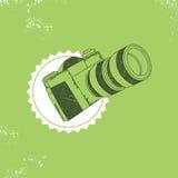 Κάμερα διεπαφών MEDIA Στοκ Εικόνες