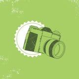 Κάμερα διεπαφών MEDIA Στοκ Φωτογραφίες