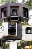 Κάμερα παρακολούθησης Στοκ Εικόνα