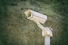 Κάμερα παρακολούθησης Στοκ εικόνα με δικαίωμα ελεύθερης χρήσης