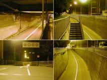 Κάμερα παρακολούθησης CCTV Στοκ Φωτογραφία