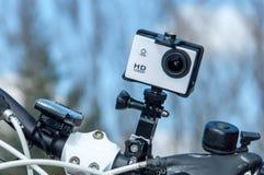 Κάμερα δράσης Στοκ φωτογραφίες με δικαίωμα ελεύθερης χρήσης